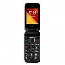 TELEMOVEL ZTC SENIOR PHONE C230 PRETO LIVRE