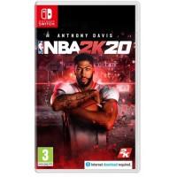 NINTENDO SWITCH NBA 2K20 (DESPORTO - M3)
