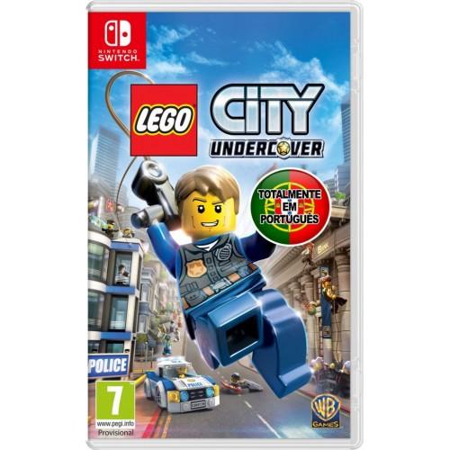 NINTENDO SWITCH LEGO CITY UNDERCOVER