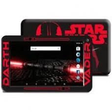 TABLET ESTAR THEMED BLACK STAR WARS 7 8GB  MID7388B-SW 7.1 INCLUI CAPA