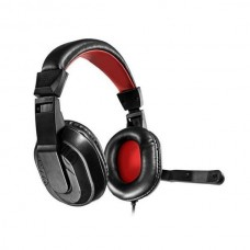 AUSCULTADORES MARS GAMING + MIC, 40MM NEODYMIUM ULTRA-BASS, 3.5MM JACK - MRH0