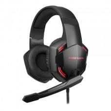 HEADSET MARS GAMING 7.1 RED LED USB 108DB±3DB 20HZ - MHXPRO71