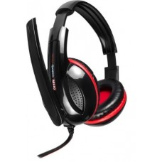 AUSCULTADORES MARS GAMING HEADSET 30MM NEODYMIUN ULTRA-BASS - MH0