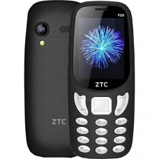 ZTC B260 DUAL SIM  BLACK LIVRE