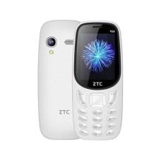 ZTC B250 DUAL SIM  WHITE LIVRE