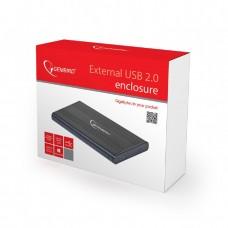 CAIXA EXTERNA SATA 2.5? GEMBIRD USB 2.0 PRETA