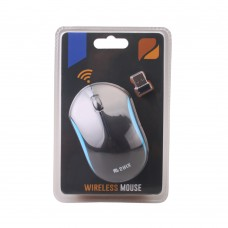 RATO WIRELESS 2HIX MW5 PRETO AZUL