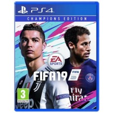 PS4 FIFA 19 CHAMPIONS EDITION  - USADO