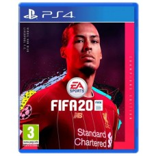PS4 FIFA 20 CHAMPIONS EDITION - USADO