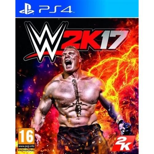 PS4 WWE 2K17 - USADO