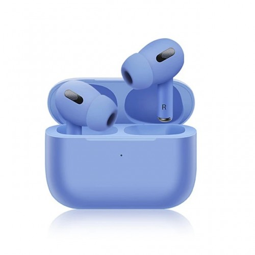 NEW INPODS PRO BLUETOOTH WITH CHARGING BOX BLUE