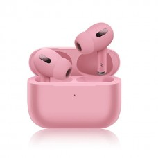 NEW INPODS PRO BLUETOOTH WITH CHARGING BOX PINK