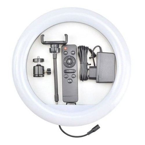 RING LIGHT LED GRANDE  SMN- 14 SMARTPHONE APP/REMOTE CONTROL