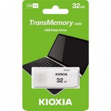 PENDRIVE TOSHIBA KIOXIA 32GB U202 WHITE