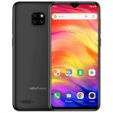 ULEFONE NOTE 7 1GB/16GB DUAL SIM BLACK
