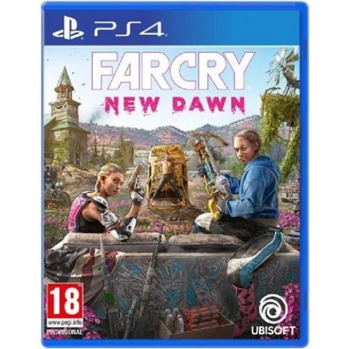 PS4 FARCRY NEW DAWN - USADO