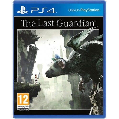 PS4 THE LAST GUARDIAN - USADO