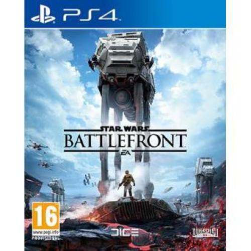 PS4 STAR WARS : BATTLEFRONT - USADO