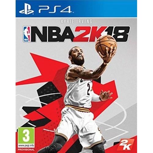 PS4 NBA 2K18 - USADO