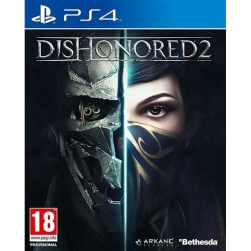 PS4 DISHONORED 2 - USADO