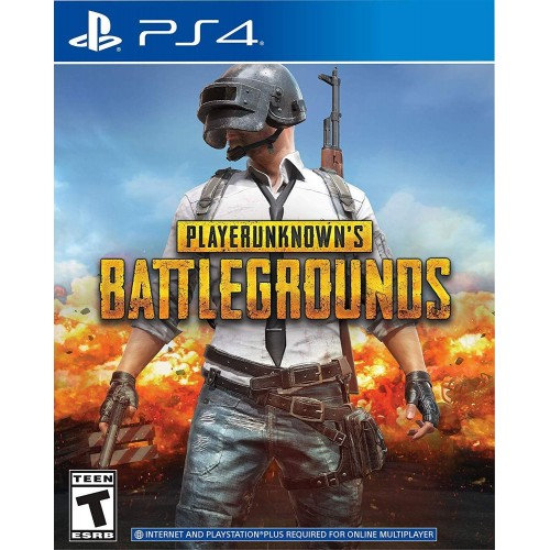 PS4 PLAYERUNKNOW´S BATTLEGROUNDS - USADO
