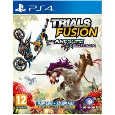 PS4 TRIALS FUSION : THE AWESOME MAX EDITION  - USADO