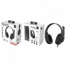 WIRED HEADPHONE WITH MIC FOR GAMING WC2868 WOOX