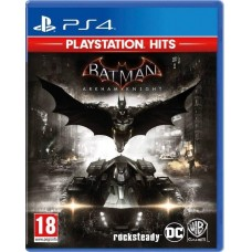 PS4 HITS BATMAN ARKHAM KNIGHT