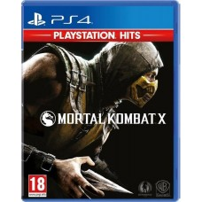 PS4 HITS MORTAL KOMBAT X