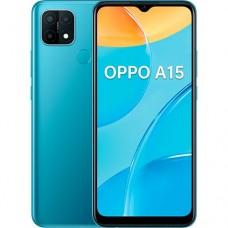 OPPO A15 3GB/32GB DUAL SIM MYSTERY BLUE