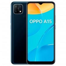 OPPO A15 3GB/32GB DUAL SIM BLACK