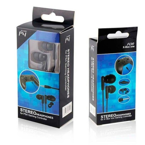 STEREO HEADPHONES FOR PS4 /XBOX ONE GAMING CONTROLLER
