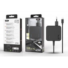 LAPTOP ADAPTER FOR TYPE-C 45W AT960 MTK