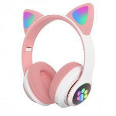 CAT HEAR HEADSET WIRELESS PINK