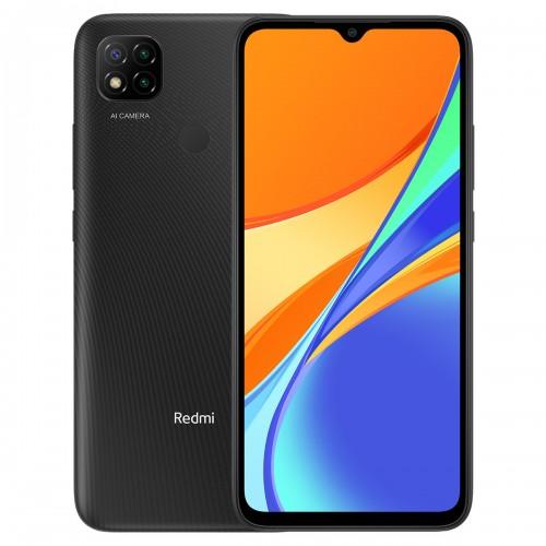 XIAOMI REDMI 9C NFC 3GB/64GB DUAL SIM MIDNIGHT GRAY