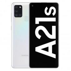 SAMSUNG GALAXY A21S DUAL SIM 4GB/128GB SM-A217F WHITE