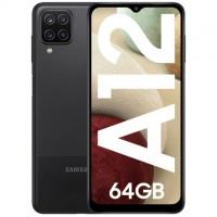 SAMSUNG GALAXY A12 DUAL SIM 4GB/64GB SM-A125F/DSN BLACK