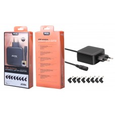 AUTOMATIC LAPTOP ADAPTER 65W AT004 MTK