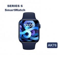SMARTWATCH AK76 44MM SERIES 6 BLUE