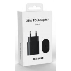 SAMSUNG SUPERCHARGER 25W PD ADAPTER EP-TA800NBEGEU BLACK