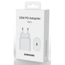 SAMSUNG SUPERCHARGER 25W PD ADAPTER EP-TA800NBEGEU WHITE