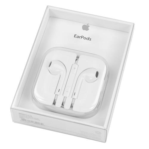 APPLE EARPODS 3.5MM JEWEL CASE MD827ZM/A