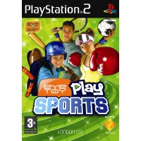PS2 EYETOY:PLAY SPORTS - USADO