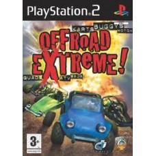 PS2 OFFROAD EXTREME - USADO