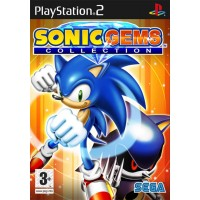 PS2 SONIC GEMS COLLECTION - USADO