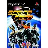 PS2 SPACE RACE - USADO
