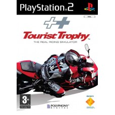 PS2 TOURIST TROPHY-THE REAL RIDING SIMULATOR - USADO