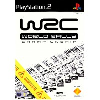 PS2 WRC:World Rally Championship - Usado