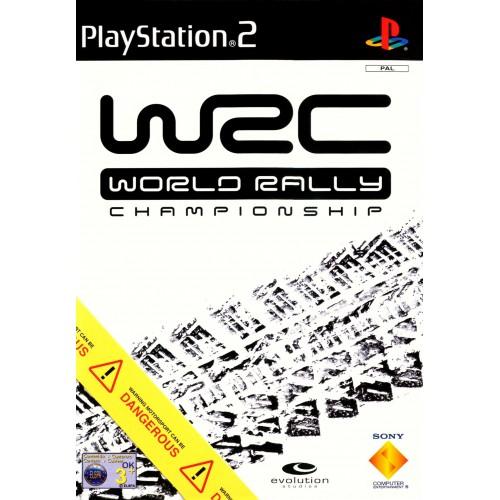 PS2 WRC:World Rally Championship - Usado
