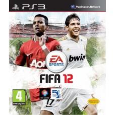 PS3 FIFA 12 - USADO